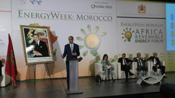 Energy Week Morocco