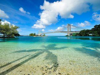 Les Palaos, minuscule Etat insulaire, qui se veulent pionniers en matière de protection de l'environnement