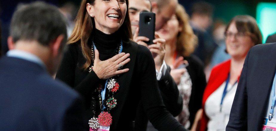 La ministre de l'Environnement du Chili Carolina Schmidt.