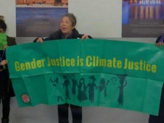Les femmes se révoltent à la COP24