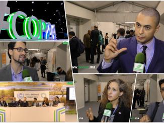 COP24 – Ayman Cherkaoui présente les avancées marocaines en droit climatique.