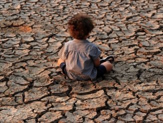 Les enfants forment la population la plus affectée par le changement climatique