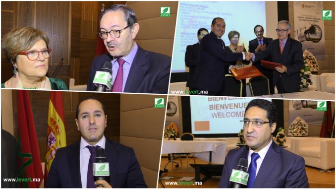 Forum maroco-espagnol de l'innovation verte