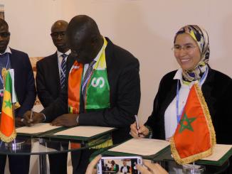 COP24 - La signature d'un Mémorandum d'Entente entre le Maroc et le Sénégal