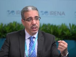 السيد عزيز رباح، وزير الطاقة والمعادن والتنمية المستدامة
