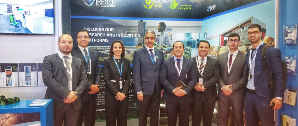 Iresen présente la R&D marocaine au WFES