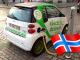 Norvège - vente record de voitures électriques en 2018