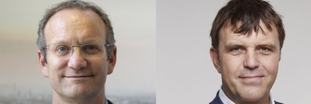 Gonzalo Muñoz und Nigel Topping, hochkarätige Klimachampions bei COP 25 und COP 26